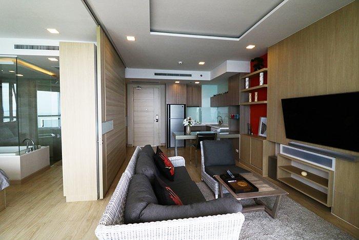55 m2 - 2 Zimmerwohnung