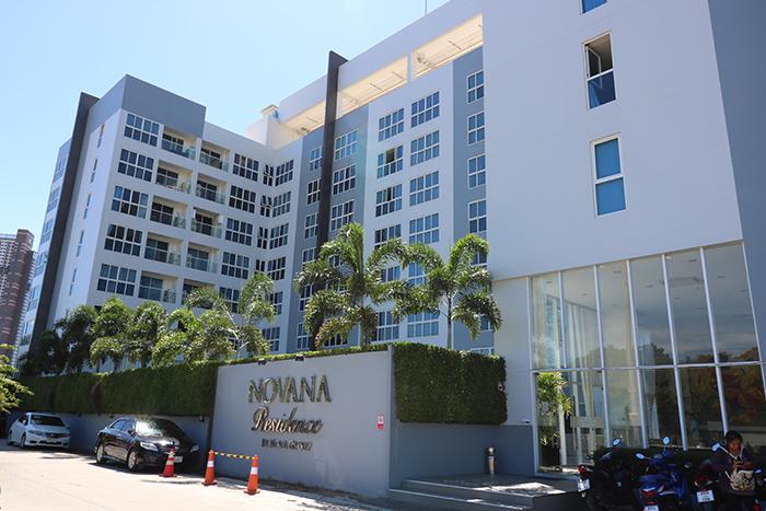 Novana Residence Pattaya