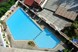 8th Floor Pool View