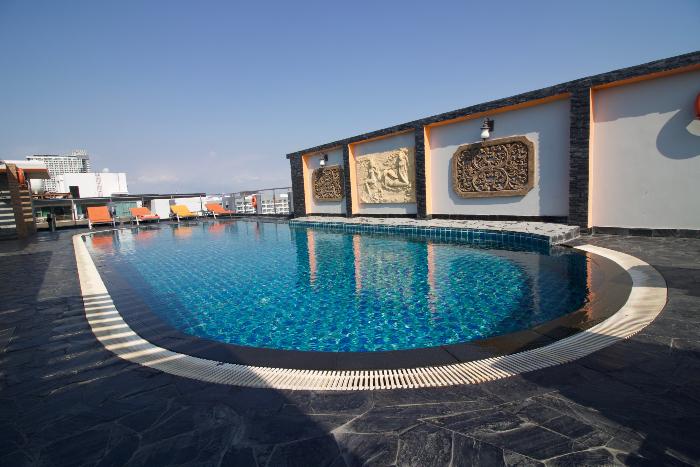 Roof Top Pool