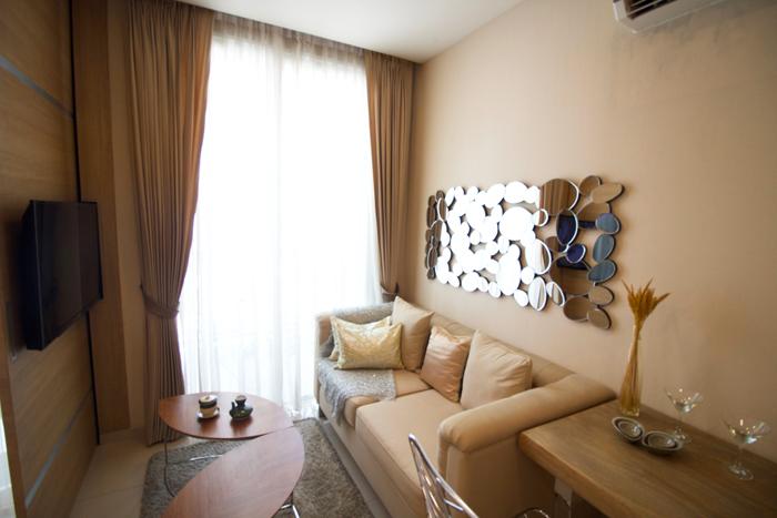 City Garden Olympus 1 Bedroom