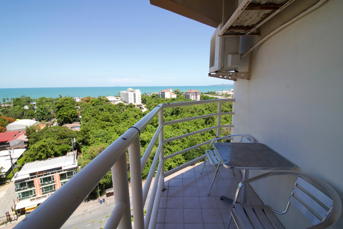 Balcony With Fantastic View