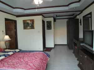 Condo Schlafzimmer