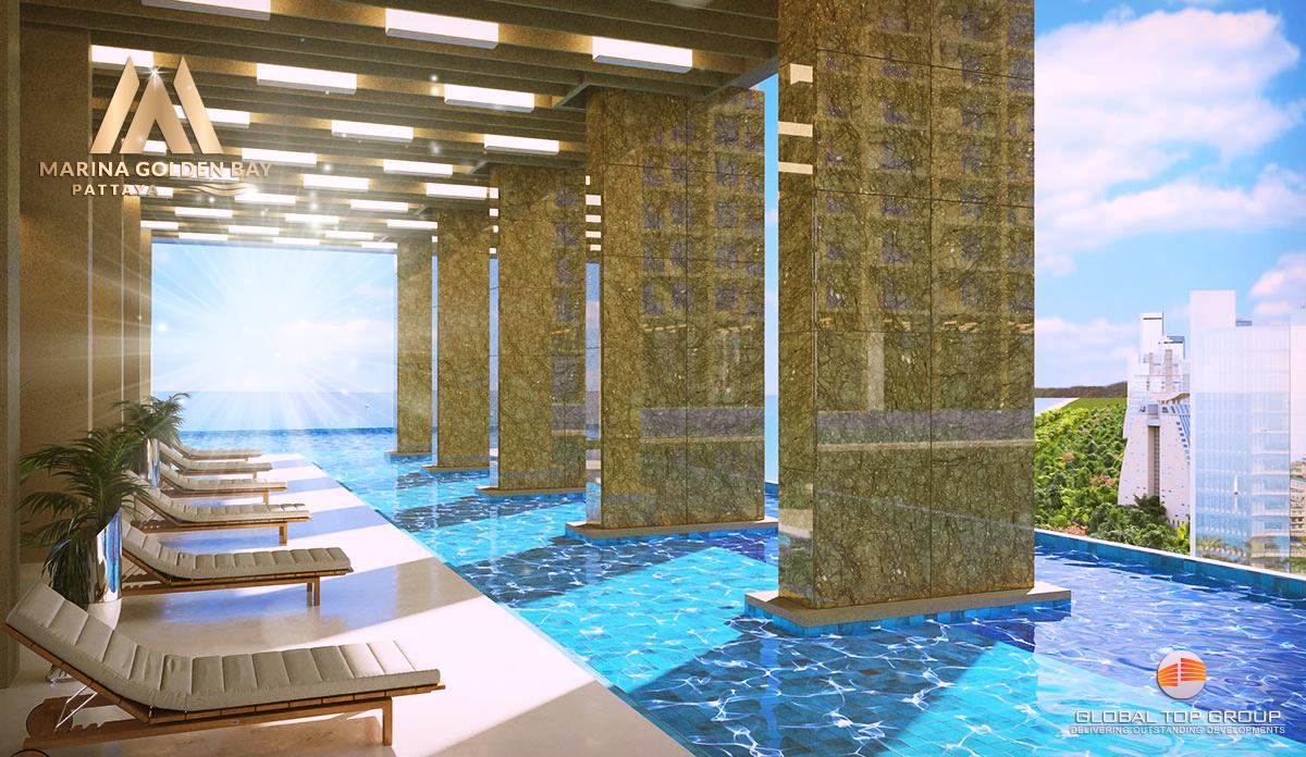 27th Floor Infinity Pools