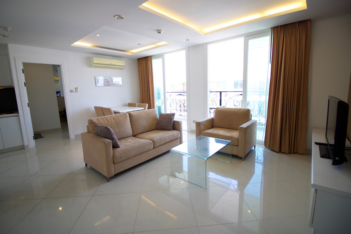 2 Schlafzimmer Wohnung