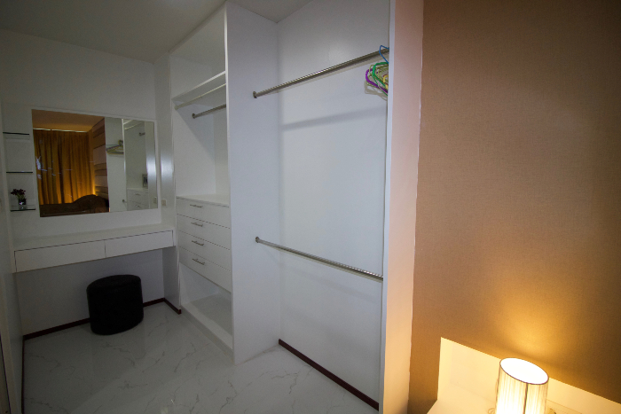 Open Closet Space