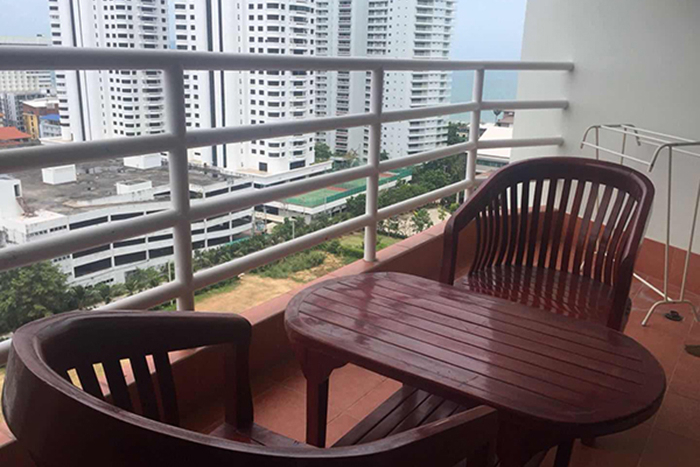 View Talay 5 Balcony