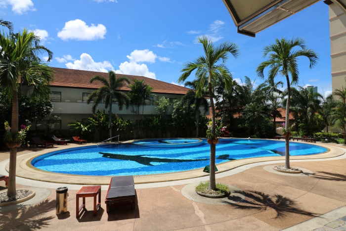 View Talay Residence Swimming Pool